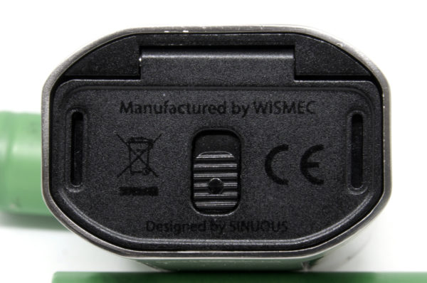 wismec-predator-228-バッテリードア