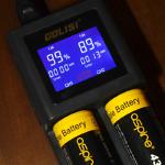 Golisi S2充電器を買いました。