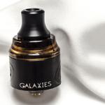 Vapefly Galaxies MTL RDA コスパすご・・・。【レビュー】