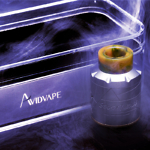 Ghost Inhale RDA by AVIDVAPE ボトム&サイドフローで爆煙