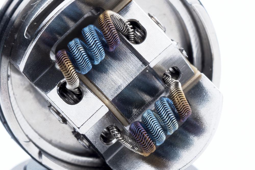 alien coil build エイリアンコイル