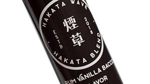 Rum Vanilla Bacco by HAKATA WAVE(Vape Sttez オリジナル)
