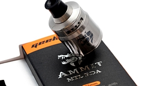 AMMIT MTL RDA by geekvape 使いやすさ最強!